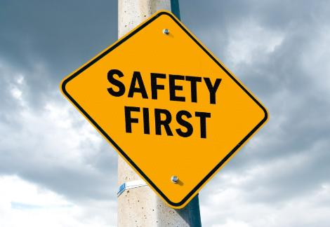 safety first board: Intelligent Computing