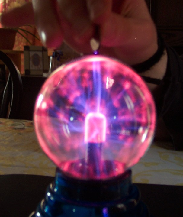 Integrated Science at Home: Plasma: The Fourth State of Matter