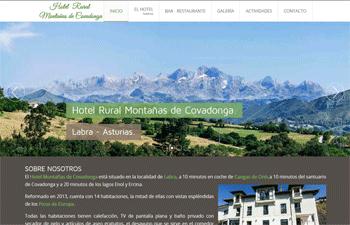 Hotel Rural Montañas de Covadonga - Labra - Asturias