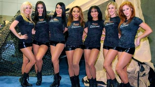 Chicas del E3 2014