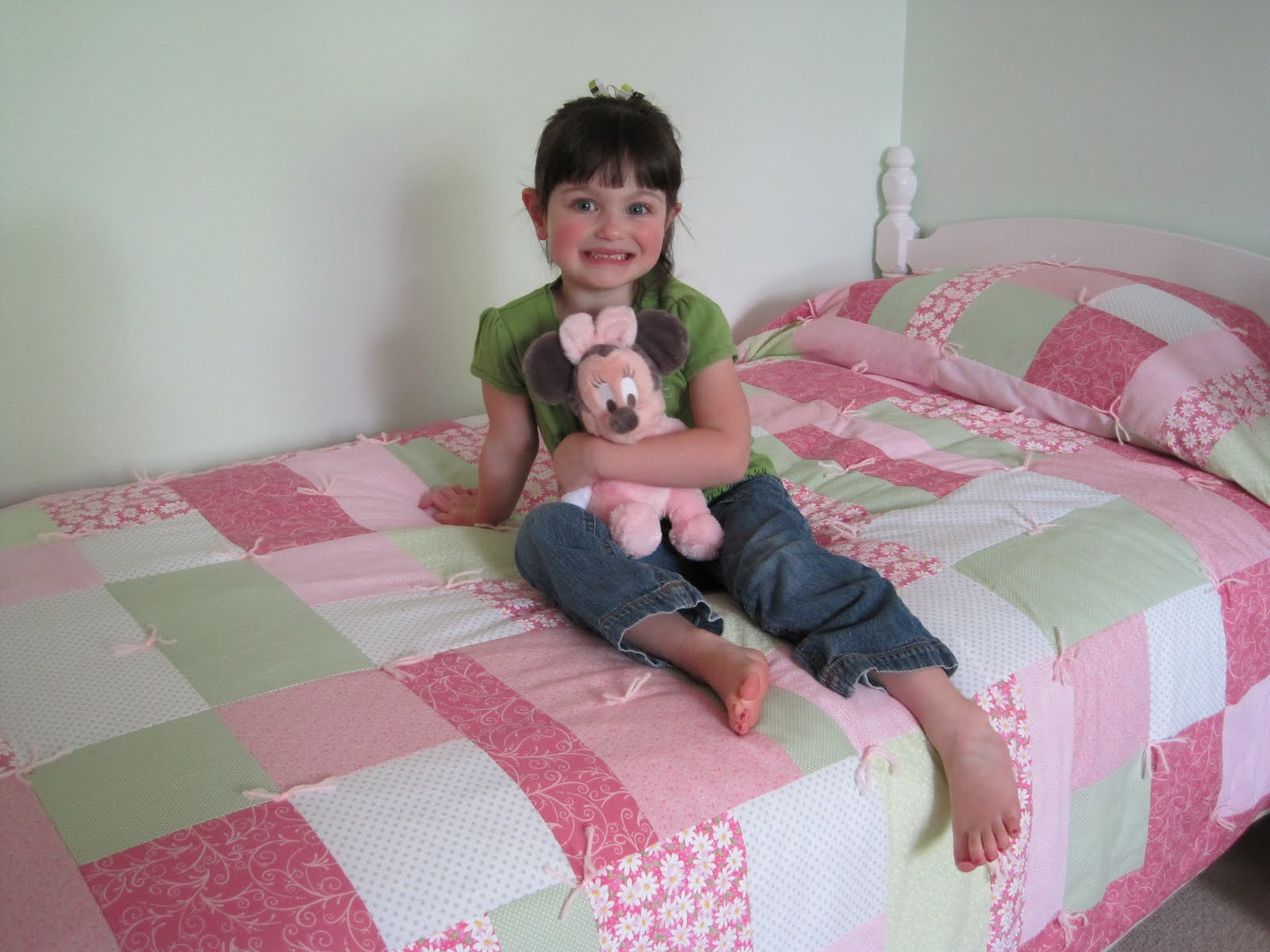 In The Hartland The Big Girl Bed