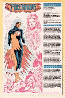 Halcon de Fuego (ficha dc comics)