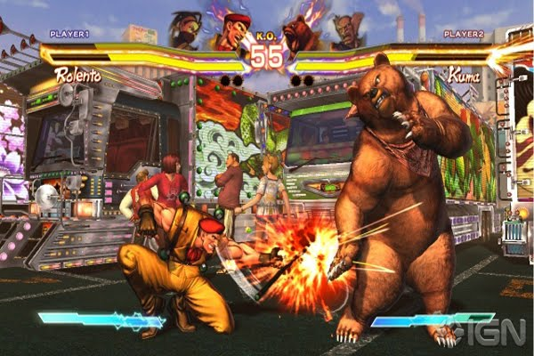 Street Fighter X Tekken (2012) Full PC Game Mediafire Resumable Download Links
