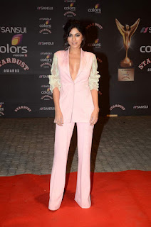 Sapna Pabbi Sizzling  at Stardust Awards 2015 6.jpg