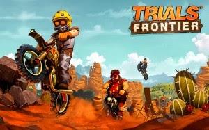 Trials Frontier v2.0.1 Full Mod+Apk İndir
