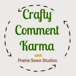 Link Party: Crafty Comment Karma