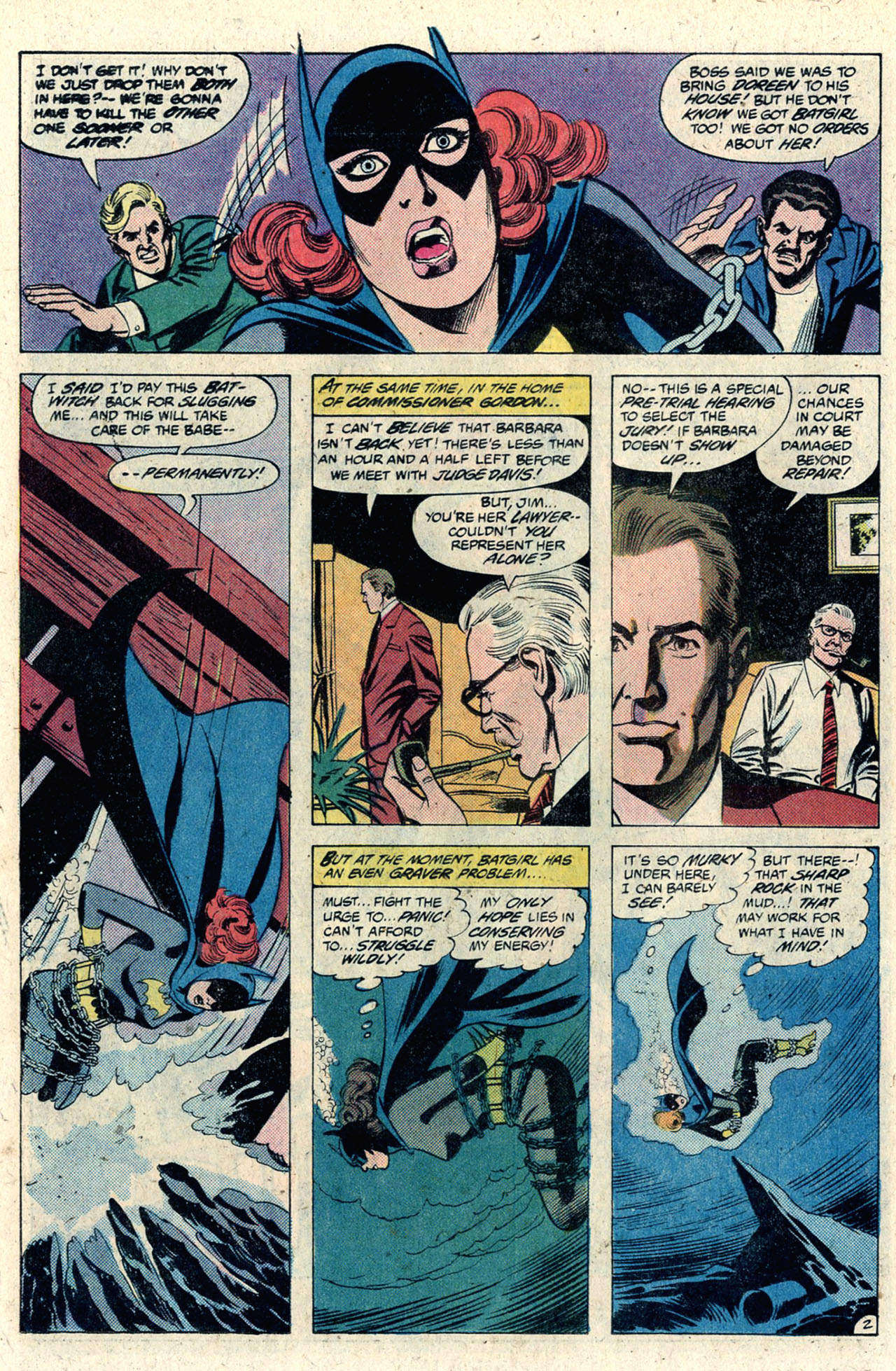 Detective Comics (1937) Issue #499 Page 25