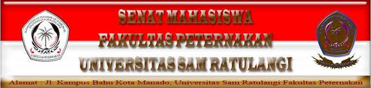 SENAT MAHASISWA FAKULTAS PETERNAKAN UNSRAT