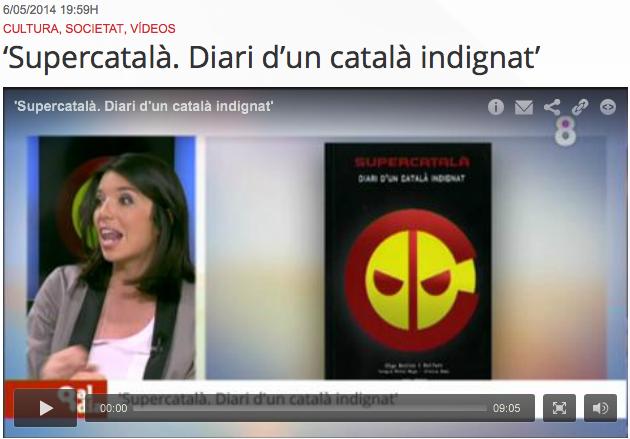 Supercatalà al programa d'en Josep Cuní