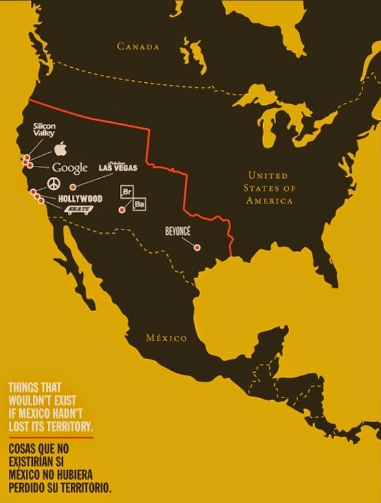 Cosas que no existirían si Mexico