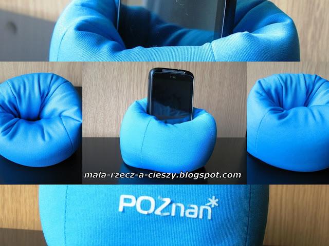 Mini sofa - stojak na komórkę - praktyczny prezent dla każdego!