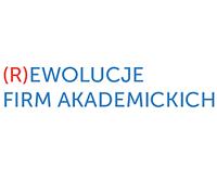 Logo projektu (R)ewolucje Firm Akademickich