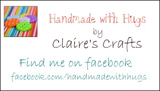 Claire's Crafts - Handmade with Hugs