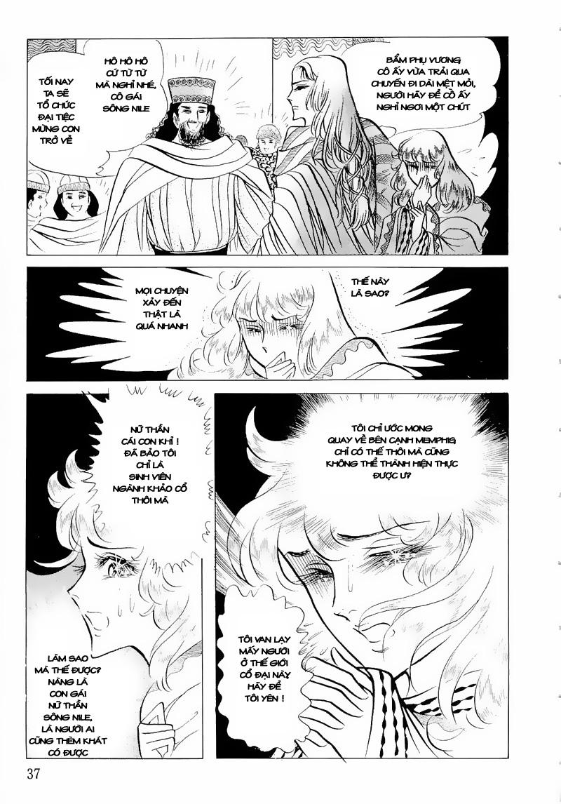 Nữ Hoàng Ai Cập-Ouke no Monshou chap 51 Trang 5 - Mangak.info