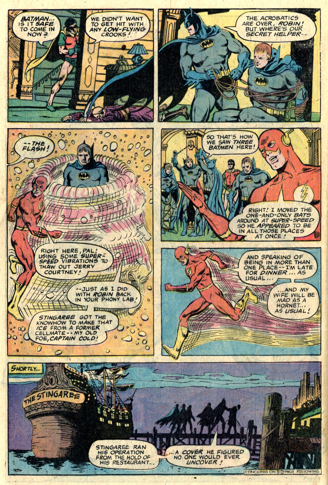 Detective Comics (1937) Issue #462 Page 16
