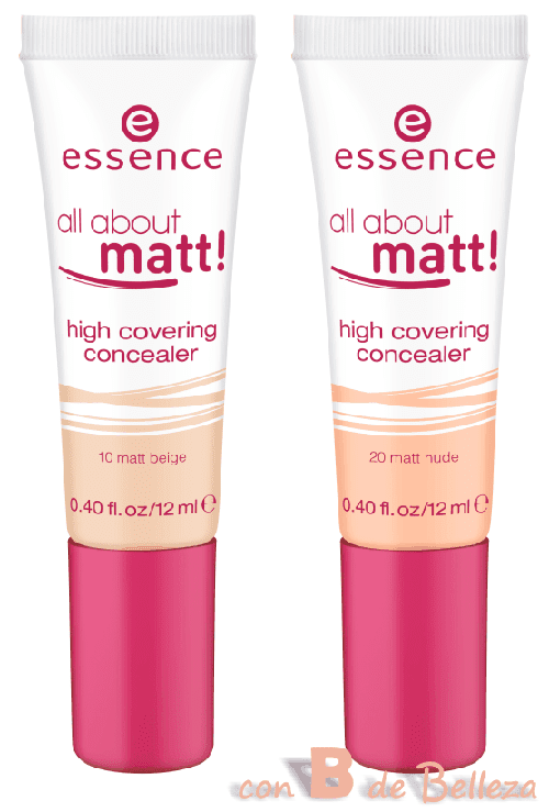 Corrector All about matt