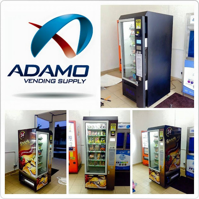 snack vending machine malaysia