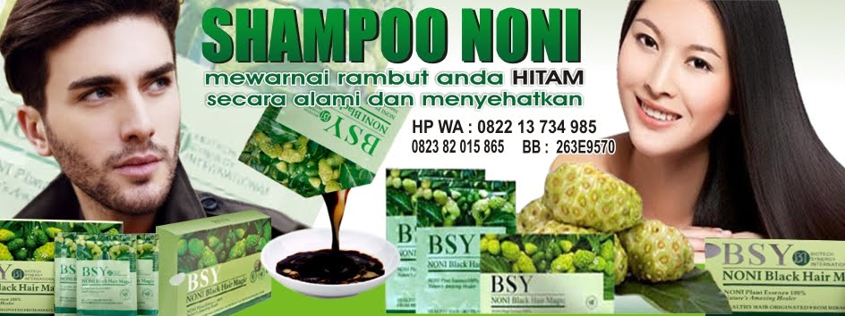 Samphoo Noni Black Hair Magic Indonesia