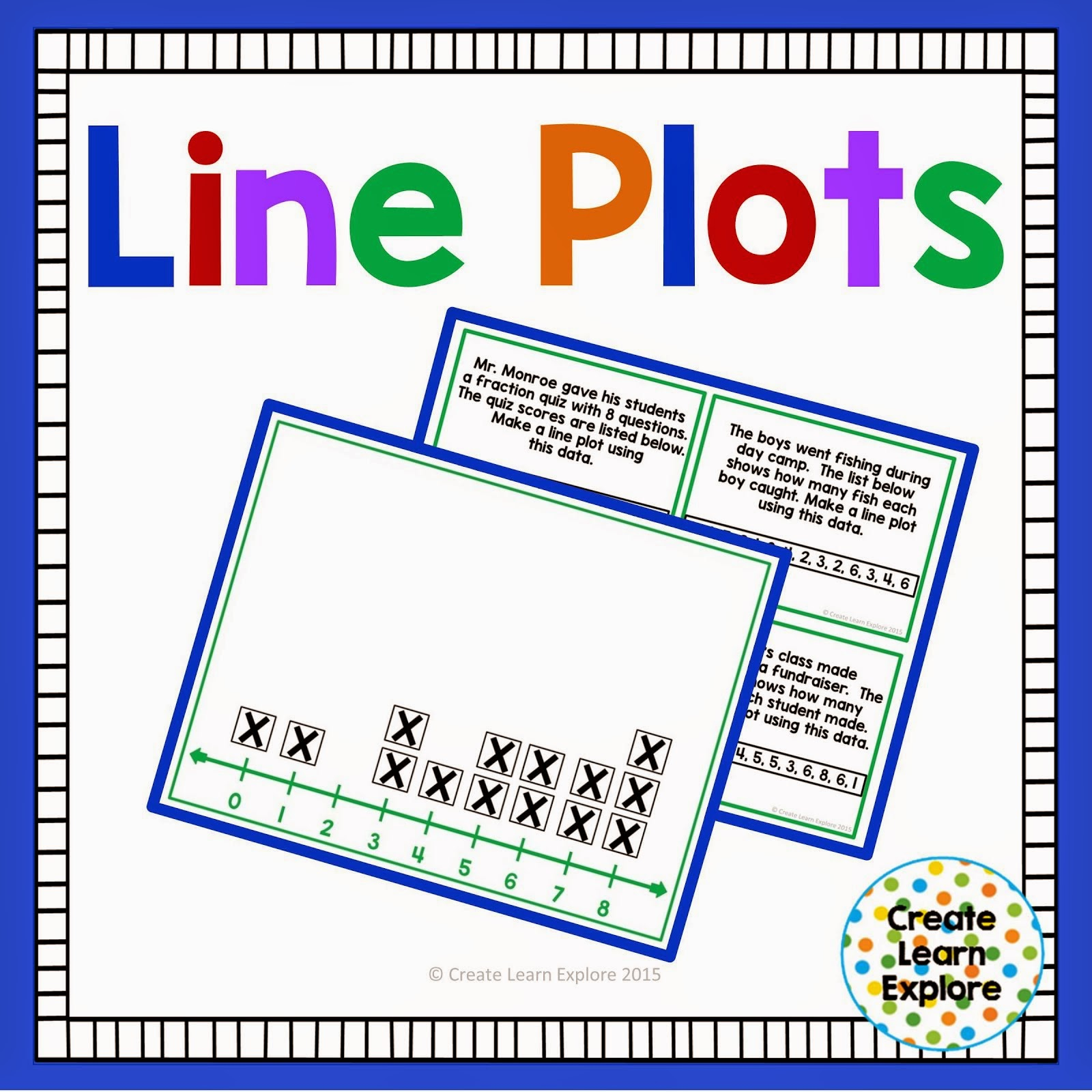 how to create a line plot