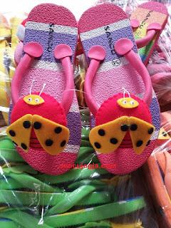 Motif Model Sandal Boneka Lucu Boncu