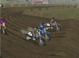 Yamaha Supercross Game For PCs