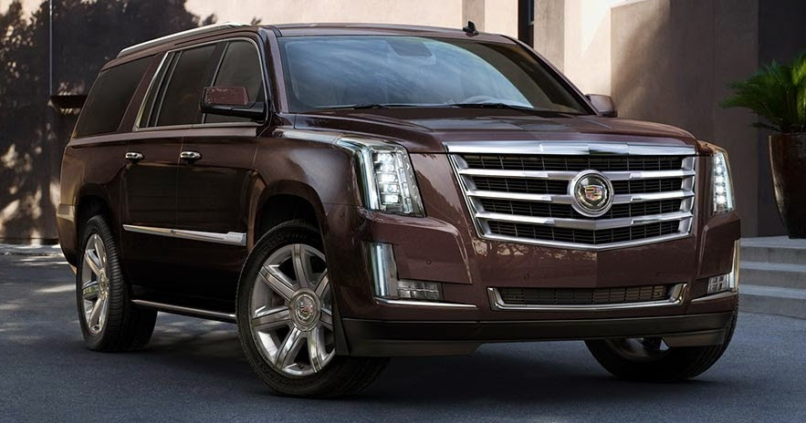 2015 Cadillac Escalade First Impressions Real Cars Reviews