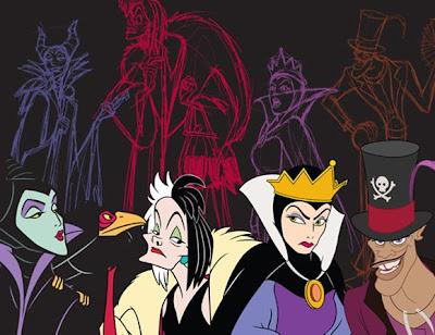 madrastras de princesas disney