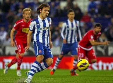 Espanyol - Siviglia 2-2