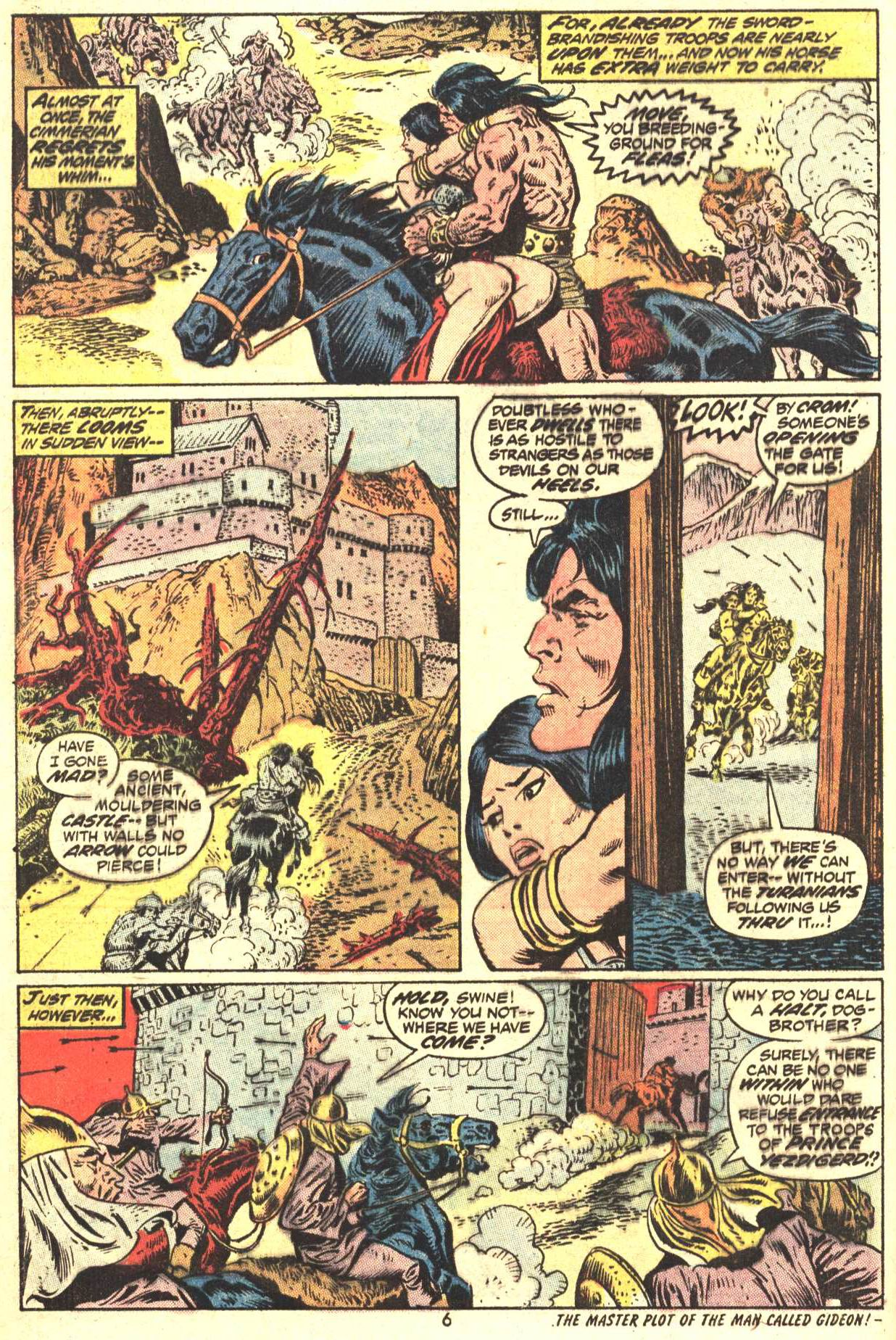 Conan the Barbarian (1970) Issue #27 #39 - English 6