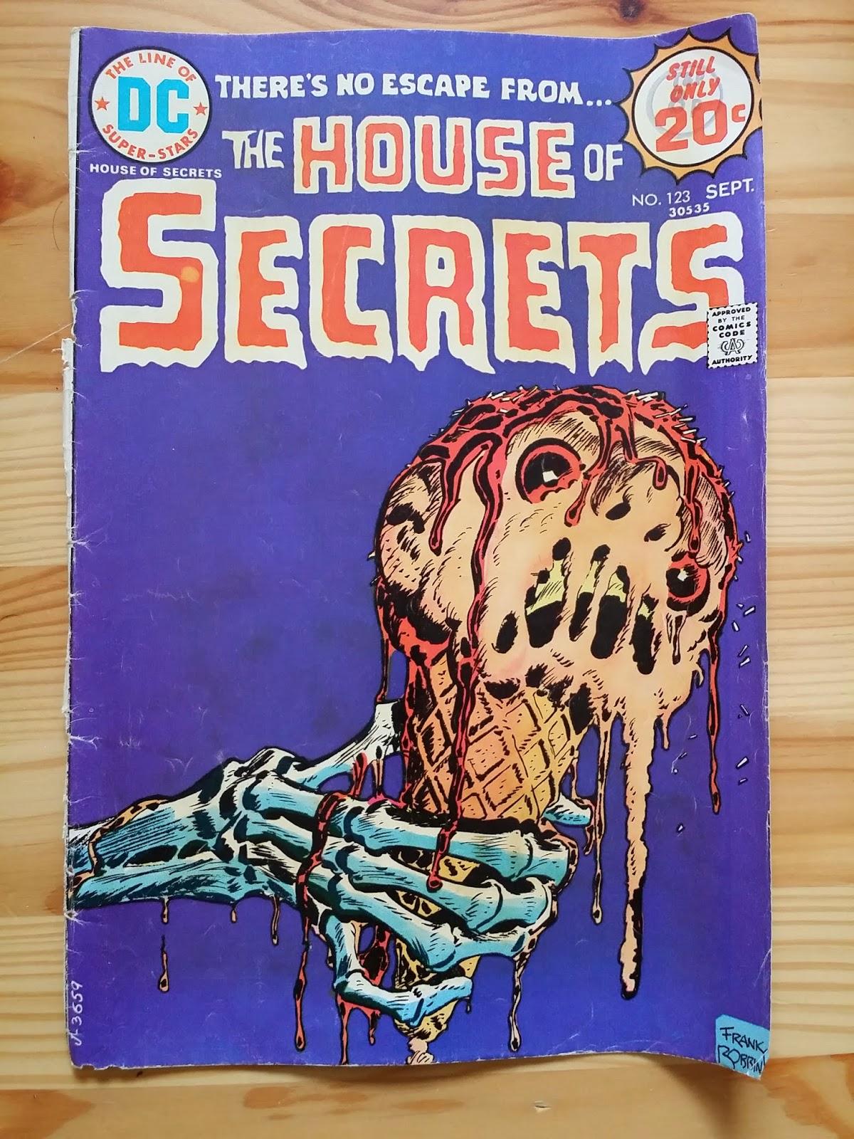 DC Comics The House of Secrets