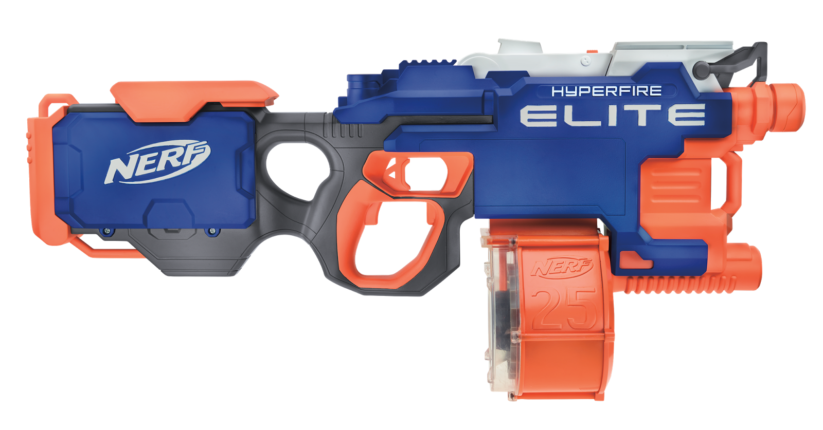 Nerf fall 2016 the story so far icymi for Nerf motorized rapid fire blasting