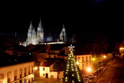 Santiago en Navidad
