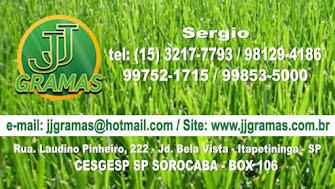 J.J GRAMAS Produtor de Gramas