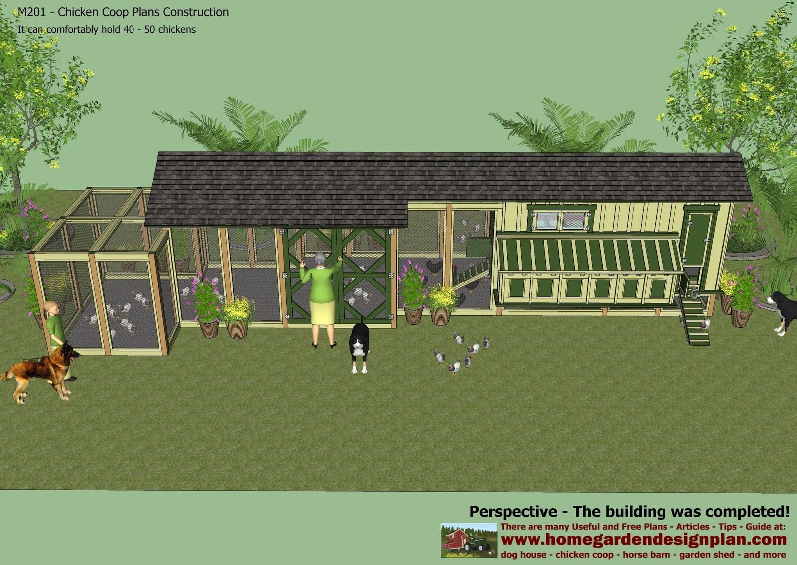 Home garden design plan chicken coops pdf for Home garden design pdf