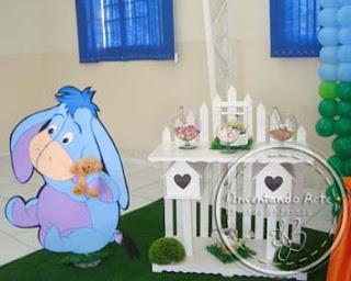 festa infantil ponta grossa baby pooh