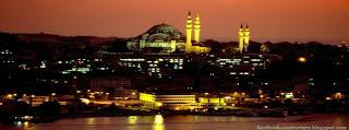 Couverture Facebook de ville d'Istanbul