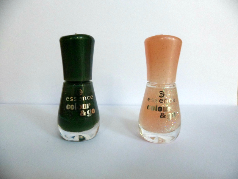 Nails Glitter! [Défi du lundi]