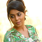 Poorna  Cute Pictures in Green