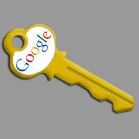 Google keys