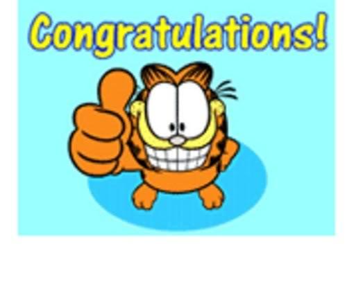Free Clip Art Congratulations New Job