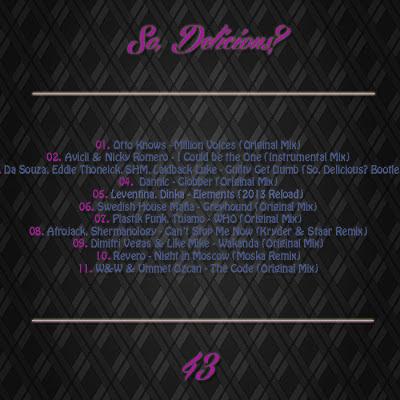2013.02.19 - SO, DELICIOUS? BY ANTOINE LUCAS #43 So+Delicious+43