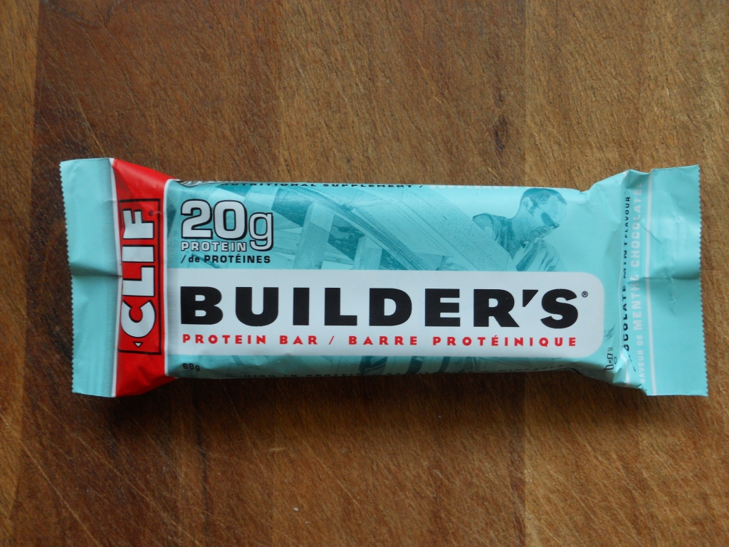 What Does Clif Builder S Protein Bar Chocolate Mint Taste Like