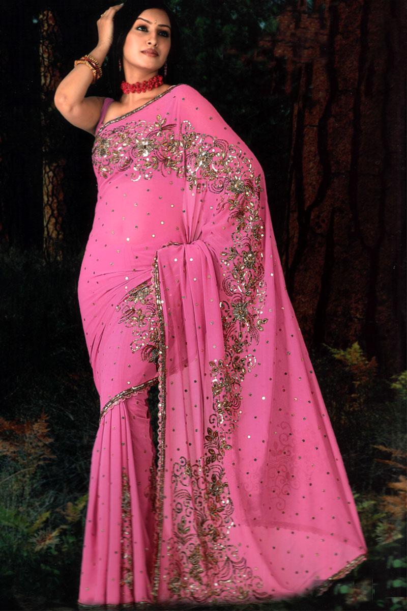 Latest Designer Saree 2012 Indian Boutiques