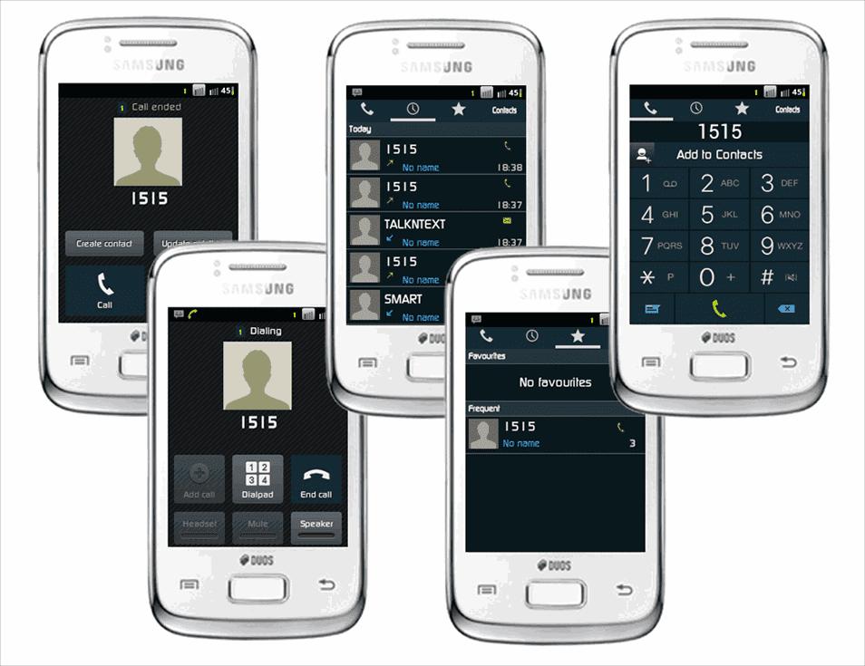 Custom ROM dan Kernel XDuos V3 2.0 Galaxy Y Duos GT-S6102