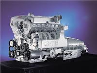 first bugatti veyron by volkwagen-engine EB118