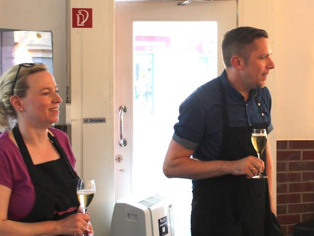 Summer of Supper - Auftakt mit Nata und Johannes (1)