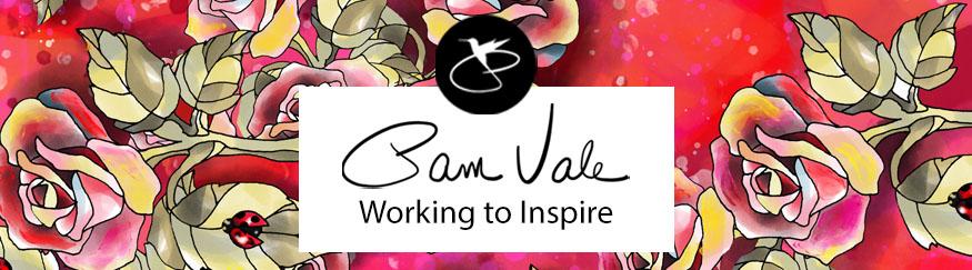 Pam Vale Art and Design Blog