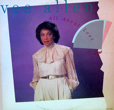 Vee Allen - All About Love 1983