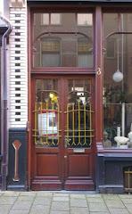 Pui Eerste Leliedwarsstraat, Amsterdam