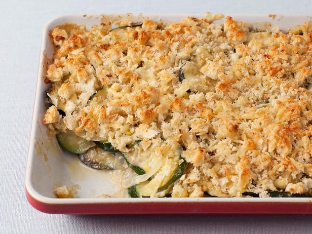 My Favorite Things: Zucchini Gratin